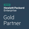 HPE Gold Partner logo