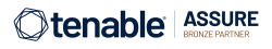 Tenable Assure Partner logo